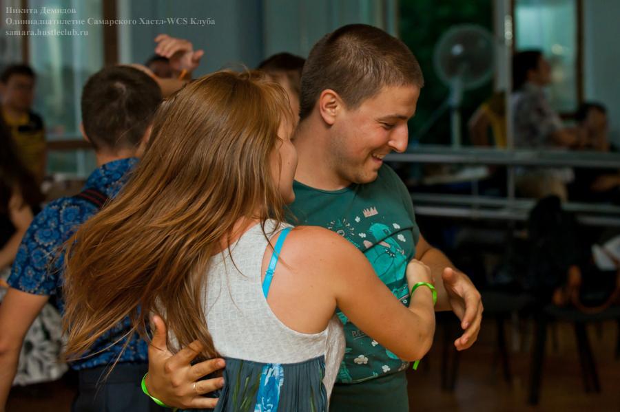 танцы в паре в Самаре