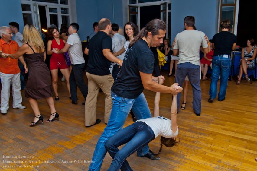 танец импровизация самара